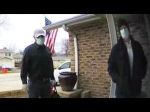 Home Invasion Victim Kills Masked Robber in Self-defense