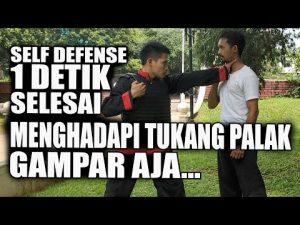Self Defense Melawan Tukang Palak (GAMPAR AJA)