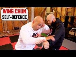 How to use Wing Chun for Basic self-defense | Master Wong