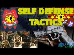 SELF DEFENSE | THE PHILIPPINE NATIONAL POLICE | KAPATIDAVINIDZ