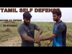 Self defense, Tamil self defense.