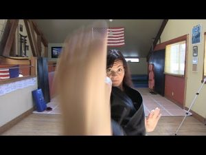 Black Belt Teaches Women Self-Defense