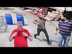 Shop Employee Is Victim Of Mistaken Identity