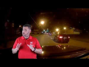 Drive By Shooting Caught On Camera In Kentucky