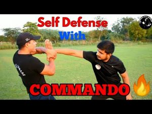 Self Defence With COMMANDO.