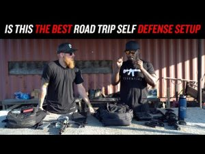 Is This The  Best Road Trip Self Defense Setup?