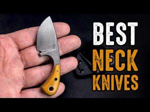 5 Best Neck Knives for Self-Defense