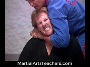 The 10 Best Self-Defense Techniques by Joe Lewis. #1 The Best Finishing Hold