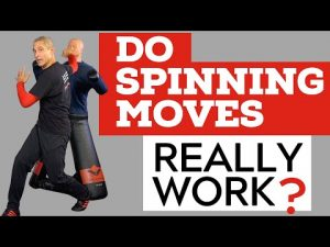 The Spinning Backfist and Back Kick for Self-Defense