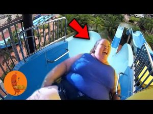 Try not to laugh ✪ Only God Save you from Clumsy Self defense #2
